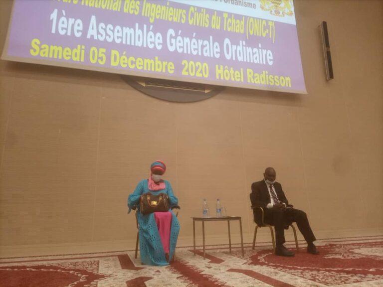Tchad : l'Ordre national des ingénieurs civils tient sa première assemblée générale ordinaire