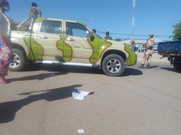 Tchad : une personne tuée lors d'un incident devant la banque BCC de Dembé