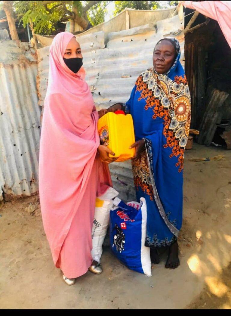 """Tchad : N'Djamena-Food lutte contre la faim à travers le concept """"J'achète, Je contribue"""""""