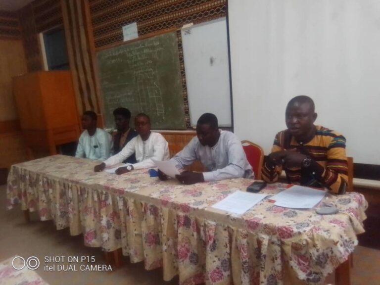 """Tchad: Un collectif de jeunes sportifs dénonce la """"mauvaise foi"""" de la Fédération tchadienne de football association"""