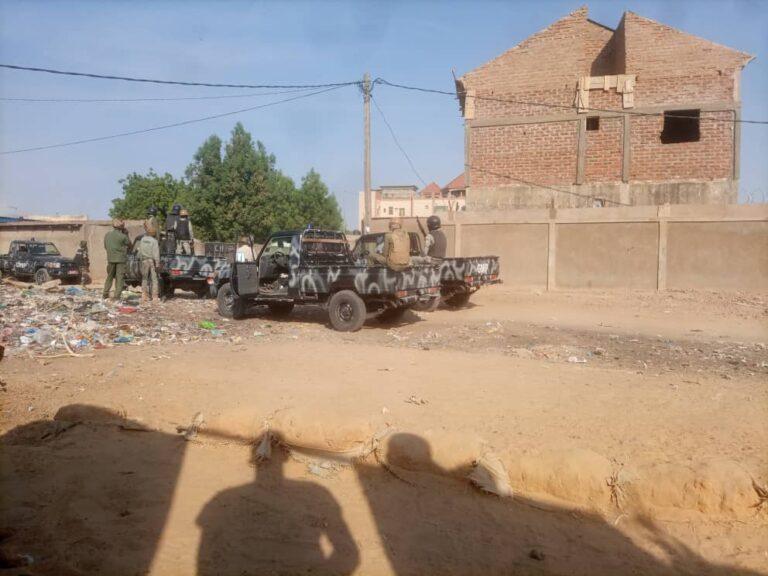 """تشاد: قوات الدفاع والأمن توقف مسيرة حزب """"المحولون"""""""