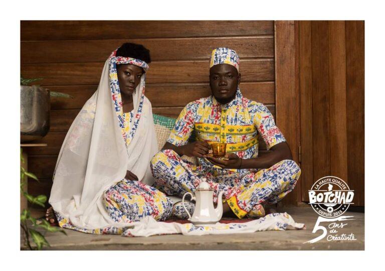 Tchad: RockDesign, la nouvelle collection de la marque BoTchad