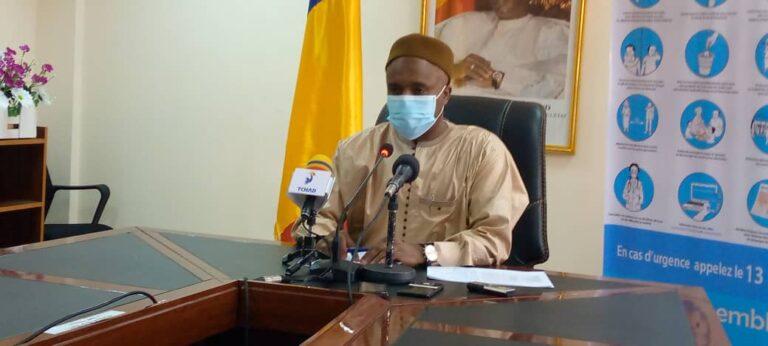 """Covid-19 : """"Les cas positifs augmentent par effet mécanique"""", Abdoulaye Sabre Fadoul"""