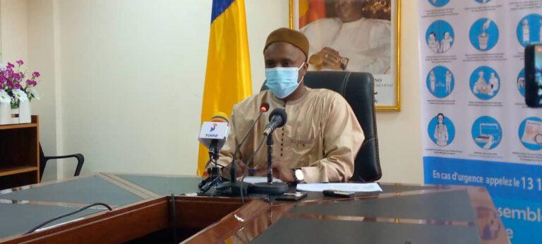 """Couvre-feu : """"Il n'y a aucune raison de s'alarmer"""", Abdoulaye Sabre Fadoul"""