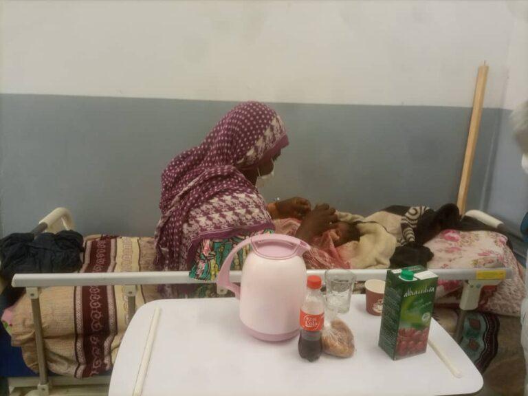 Coronavirus : Une patiente hospitalisée accouche à la quarantaine de Farcha