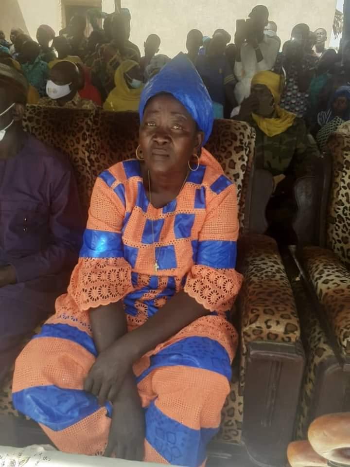 Mandoul: une femme nommée cheffe de village au pays Sara