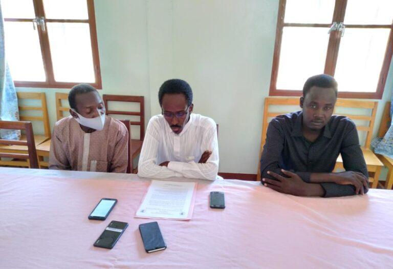 """Tchad : """"Déby doit organiser une alternance pacifique en avril 2021"""", selon la CONAJEPDT"""