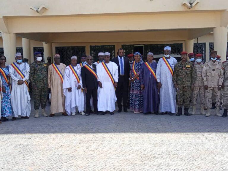 Rapport d'International Crisis Group : le groupe parlementaire du MPS apporte son soutien à l'Armée tchadienne