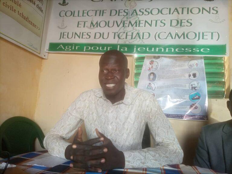 Tchad : le CAMOJET donne 10 jours au gouvernement pour débloquer la situation des syndicats et des diplômés sans emploi