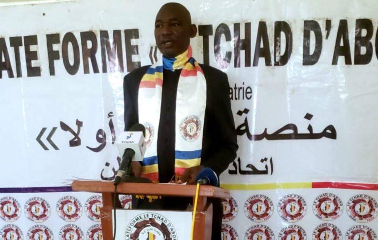 """Tchad : La plateforme """"Le Tchad d'abord""""  appelle la population à """"vaquer normalement"""" à ses occupations le 6 février"""