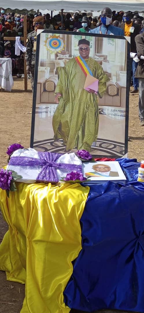 Tchad : le général Routouang repose désormais dans son village