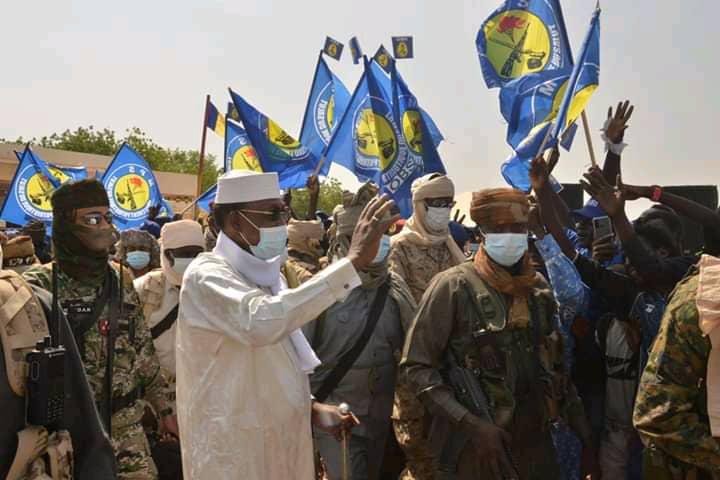 Tournée présidentielle: le Maréchal du Tchad est à Moundou
