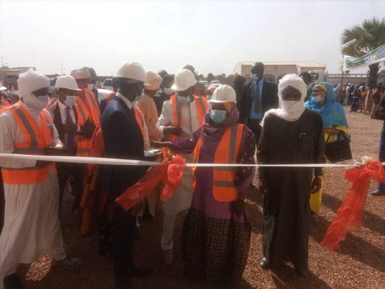Tchad : une centrale thermique de 500kva inaugurée à Laï
