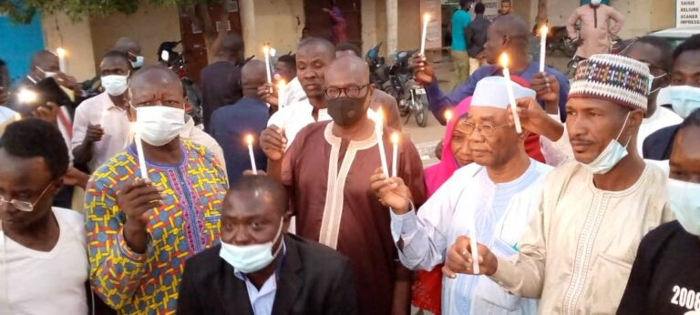 Tchad: commémoration des 13 ans de la disparition d'Ibni Oumar Mahamat Saleh