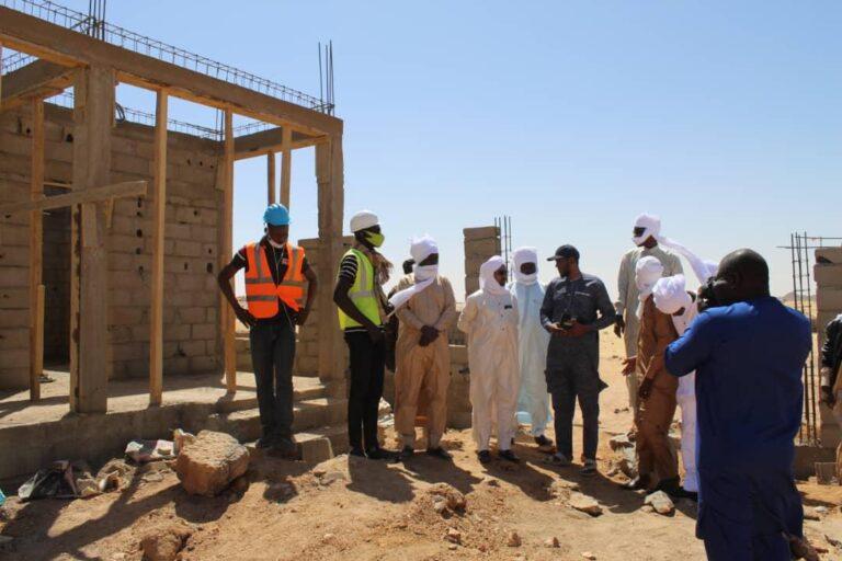 Tchad : l'Optical Site Network d'Amdjarass est à 60% de réalisation