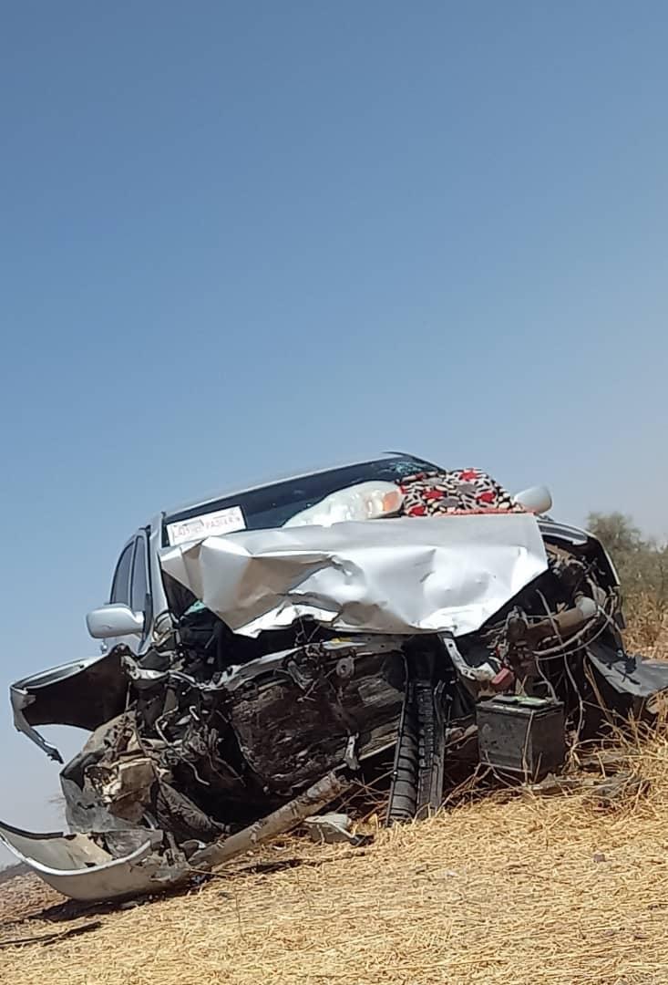 Plusieurs blessés graves dans un accident de circulation à Massaguet