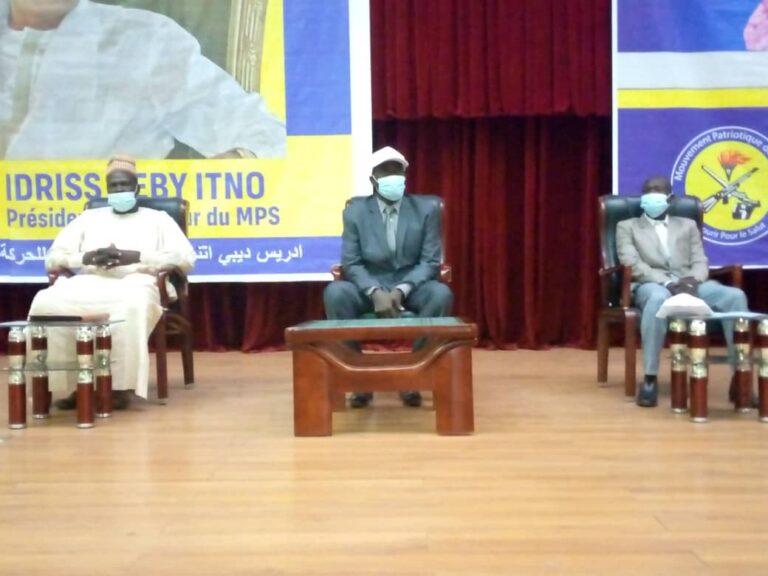 Présidentielle : le PDSA de  Malloum Yoboïdé soutient Deby
