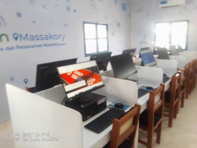 Tchad : Massakory s'arrime aux nouvelles technologies de l'information et de la communication