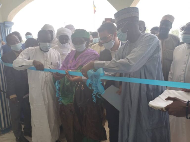 Nouvelles technologies : la province du Hadjer Lamis inaugure son premier centre de ressources numériques