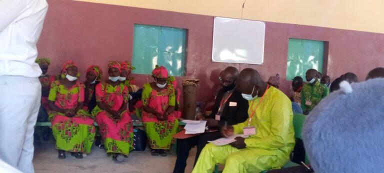 39e assemblée générale  de l'Association Kéra pour la traduction de la bible et  l'alphabétisation