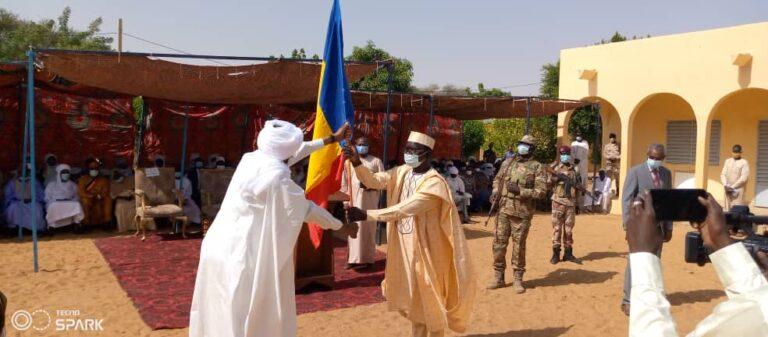 Ahmat Karambal prend les rênes de la province du Batha