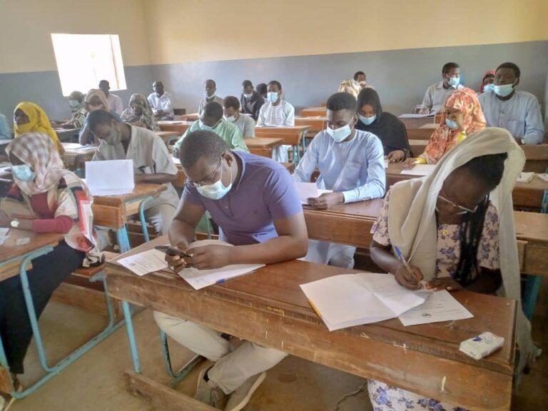 Tchad : plus de 2 000 candidats composent la 8e édition du BTS national