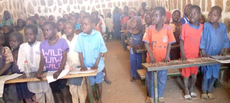 Guéra : l'école communautaire de Golonti, l'une des plus anciennes écoles au Tchad minée par les difficultés
