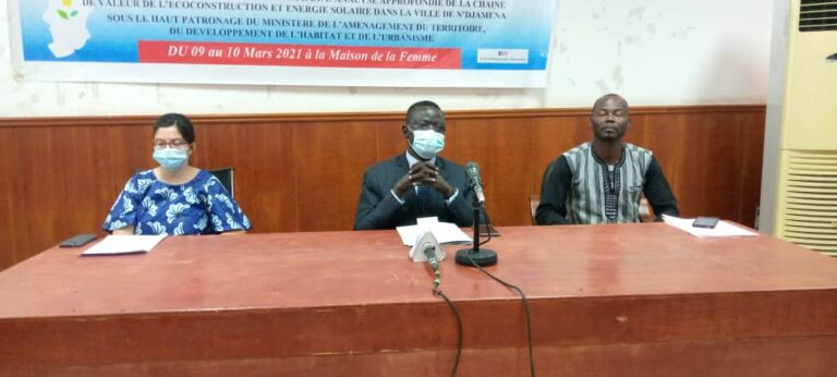 Tchad : « Sur 1.284.000 km2, tous les établissements humains n'occupent que 0,2 % du territoire national », Alaïna Yacoub, DG du ministère de l'Aménagement