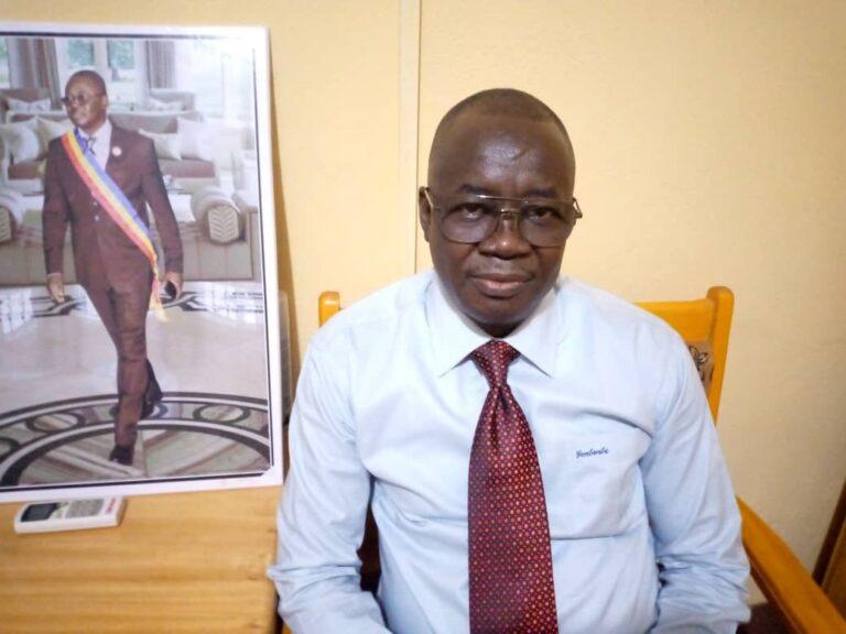 Présidentielle 2021 : qui est Yombombé Madjitoloum Théophile ?