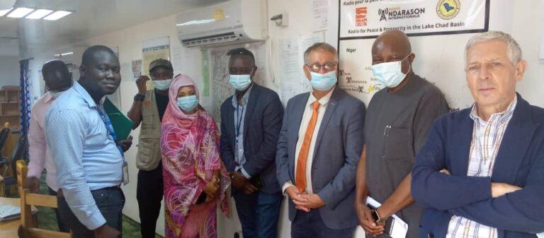Tchad : le PNUD et la radio Ndarasson international en partenariat pour  prévenir  l'extrémisme violent