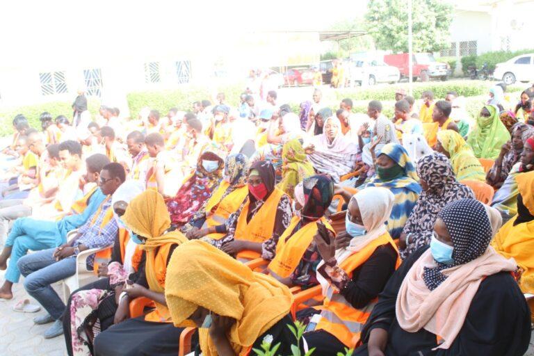 Tchad : l'ONG la Voix de la Femme sensibilise les femmes à voter