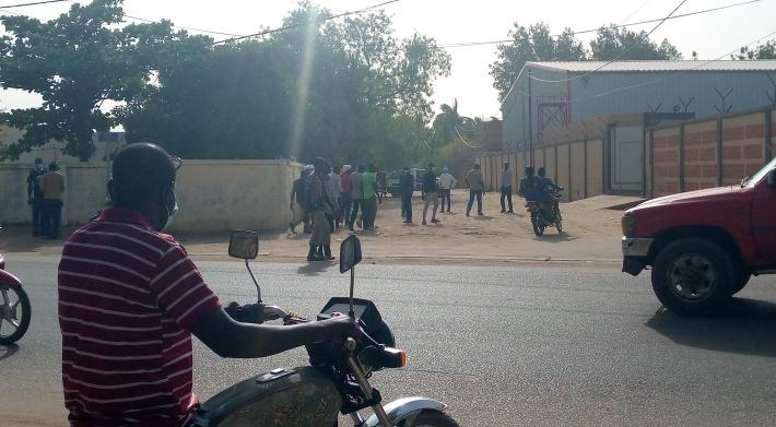 Tchad : une dizaine de militants de l'UNDR dispersés par la police