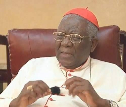 Cameroun : décès du cardinal Tumi à 91 ans