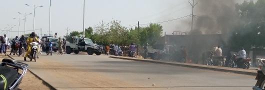 """Tchad : """"Marche du peuple"""", """"Wakit tama"""", des manifestations qui donnent le tournis à la police"""