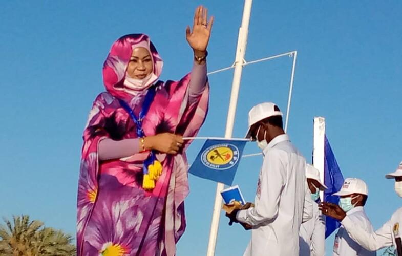 Présidentielle 2021 : Faya- Largeau accueille Hinda Deby