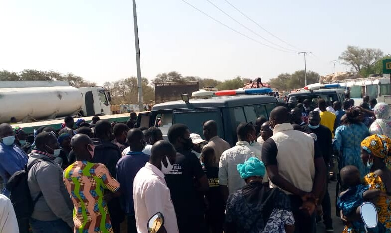 Affaire des enseignants tués : la famille se résigne à retirer les corps pour leur inhumation au village natal