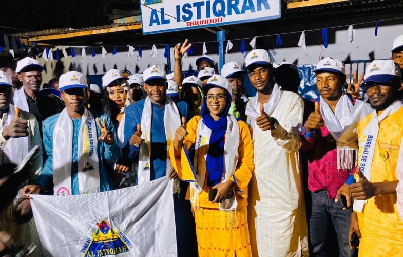 Présidentielle 2021 : récapitulatif des activités du bureau de soutien au MPS «Al Istiqrar»