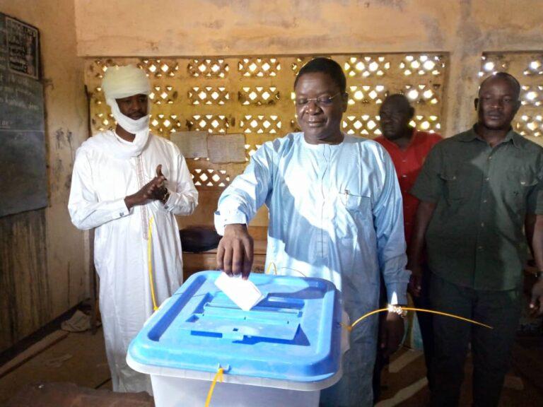 Présidentielle 2021 : Pahimi Padacké Albert  a fait son choix
