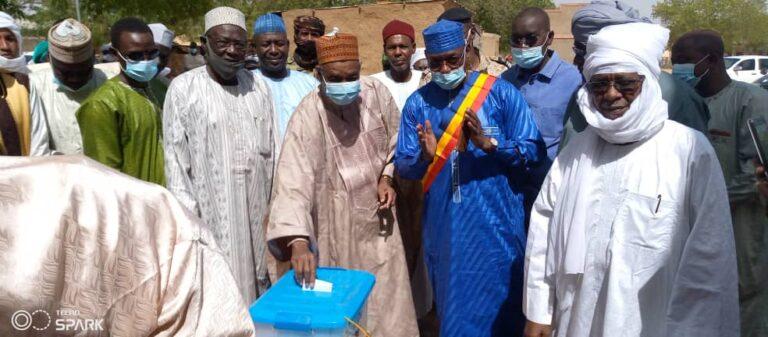 Présidentielle 2021 :  les opérations de vote ont  démarré dans la province du Batha