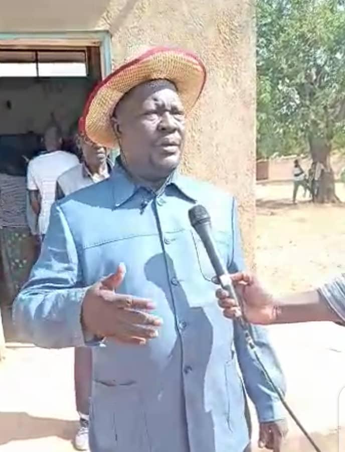 Présidentielle 2021: Brice Mbaïmon Guedmbaye du MPTR rejette en bloc les résultats donnés par la CENI