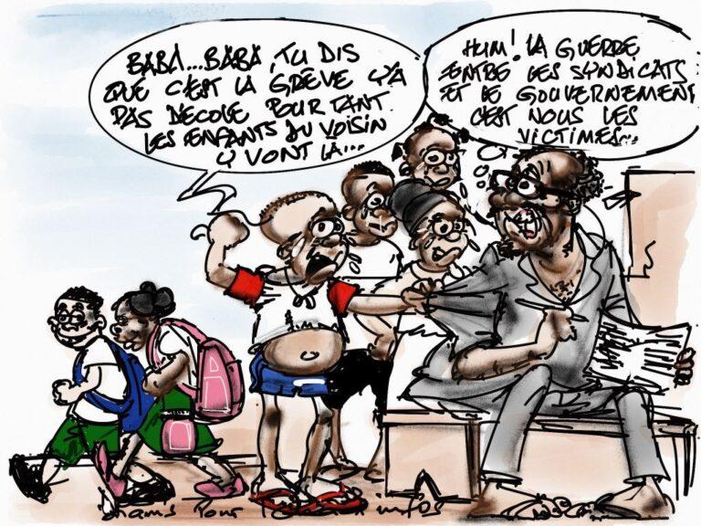 Tchad: bras de fer syndicats-gouvernement, qui en pâtit?