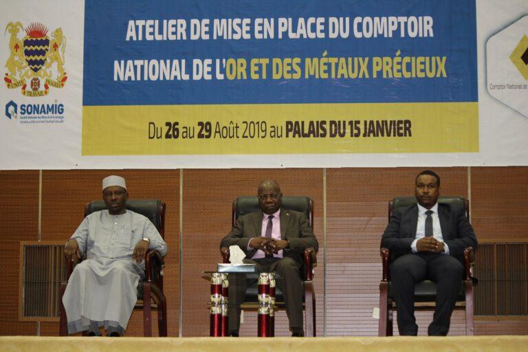 Tchad: la Sonamig élabore les plans et stratégies pour la gestion de l'or et les métaux précieux