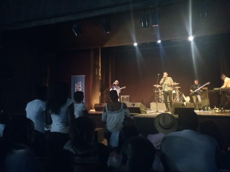 Culture : Buravan a fait « Just dance » les N'Djamenois