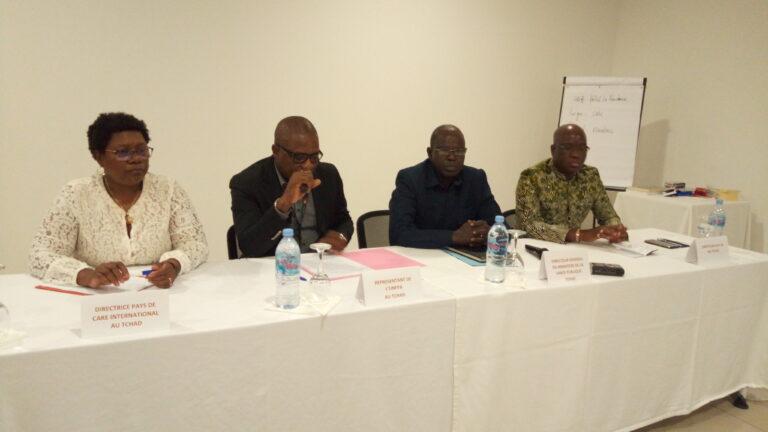 Tchad : UNFPA, Care et IRC forment sur le dispositif minimum d'urgence en santé de reproduction