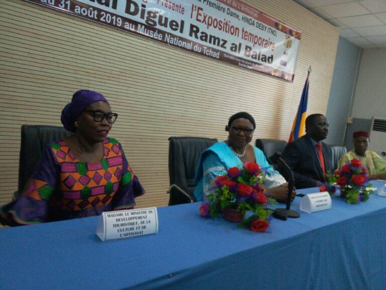 Culture : Kélou, l'histoire singulière d'une Tchadienne devenue l'emblème de l'administration