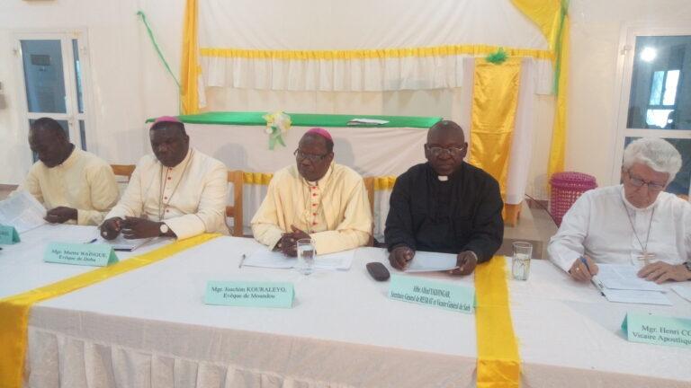 Tchad : cérémonie de présentation du message de Noël 2019 par les évêques