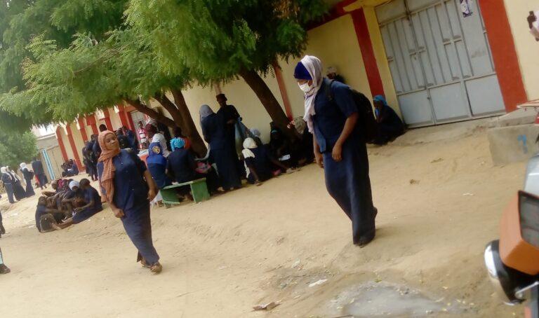 Tchad: les étudiants de l'institut AVD ont regagné les salles de classe