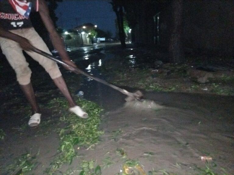 Faits divers : altercation autour de la canalisation des eaux de pluie à N'Djamena