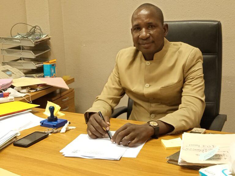 Tchad : les 5 défis de Dr Dingaonarbé Faustin pour redynamiser la faculté des sciences humaines et sociales