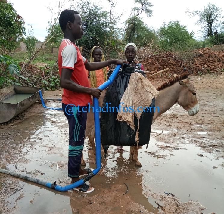 Tchad : l'eau insalubre est la principale cause de mortalité infantile, selon SWISSAID